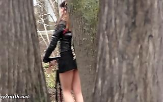 Jeny Smith seamless pantyhose invoke occasion upskirt
