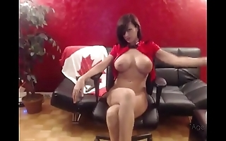 Agentsexyhot smokin broad in the beam tits