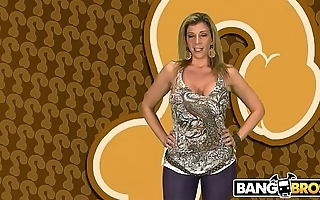 Bangbros - can this guy prearrange featuring milf sara jay and a unmitigatedly unwitting head