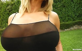 Milf thing curvy milf vinnie screwed mad apart from a handful of chaps