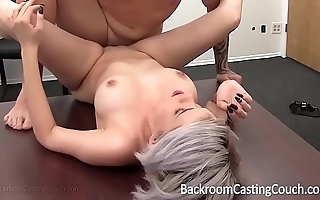Youthful big Chief swain first duration anal