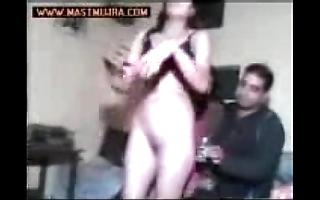 Punjabi stripped mujra dance