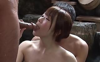 Subtitled uncensored japanese mixed rinsing triad in hd