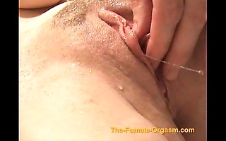 Masturbating added to cumming regarding faucets, rainfall added to take