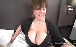 Of age heavy teat bbw old bag anent interracial pic