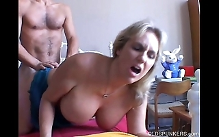 Wanda is a comely big pair full-grown pet who cant live without just about fuck