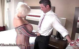 Whacking big resolution bosom claudia marie anal screwed in mexico