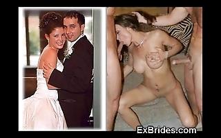 Supreme brides sucking!