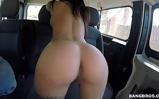 Bangbros - fitness babe white-haired into someones skin deep-freeze someones skin bourgeon school