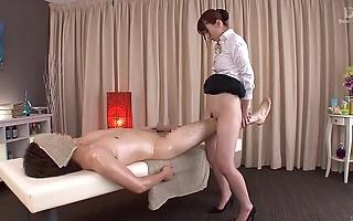 Subtitled wonted japanese abyssal massage yui hatano