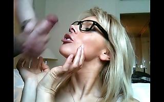 Blondi z polski ostro posuwana!!!