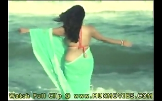Indian sexy spliced jina drilled in excess of lido