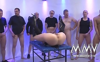 Mmv films guestimated german group sex