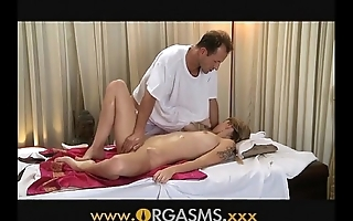 Orgasms erotic massage drives young widely applicable bad