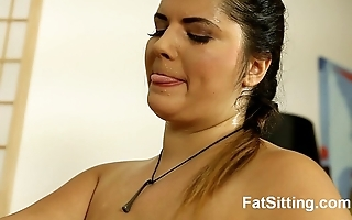 Bbw lenny facesitting hardcore