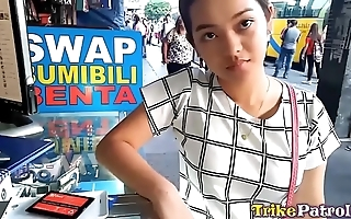 Cute bubble-butt filipina legal age teenager nigh bald slit drilled unending