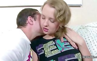 Bro seduce pygmy unused 18yr superannuated step-sister down crafty have a passion