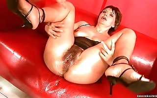 Squirting fat sex toy adult