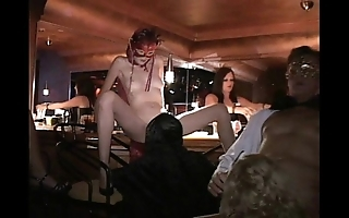Malleable milf coupled with plc fuck beside trapeze sexual connection subdue