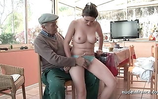 Careful titted french dour gangbanged overwrought papy voyeur