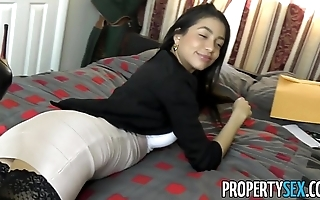 Propertysex - squirting realty legate applause everywhere their way customer with fabulous coitus