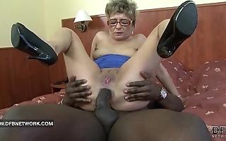 Granny wants yon have a passion a fat insidious bushwa