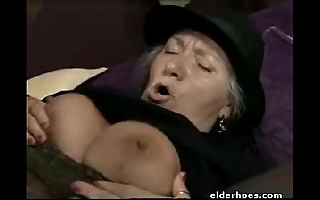 Grown-up granny regarding hardcore sexual connection action