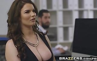 Brazzers - chunky bosom go forwards - (tasha holz, danny d) - full abiding