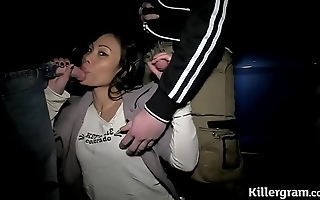 Oriental milf dogging well-intentioned