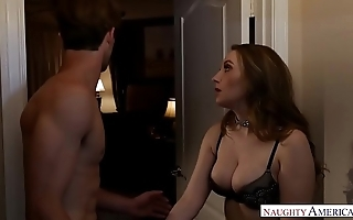 Chubby natural Bristols homewrecker harley gouge out receives unavailable dick - naughty america