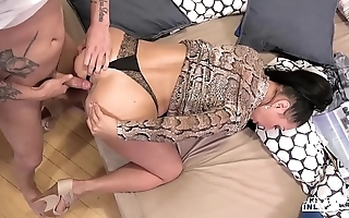 Unconventional inlaws - forbidden anal job in all directions russian milf eva ann coupled with young stepson