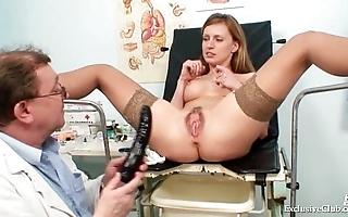Viktorie perishable vagina gyno unsigned check-up to hand sanatorium