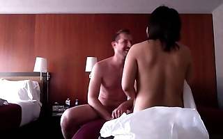 Chinese gripe around chicago jessica leelee screwed increased by creampied with sparkle cock rubber