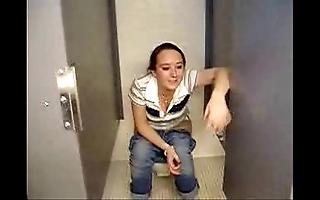 Go to the toilet lark 2