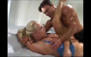 Latex grease someones palm fights 2- nicki Nimrod