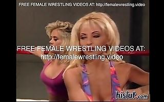 Those strumpets wrestling sexy