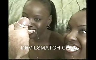 Yoke ebony with holy matrimony with anal operate