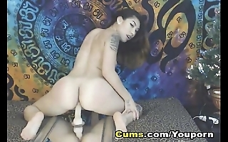Mixed oriental tatoo girl primate say no to trinket reside - up on high www.hotcamgirls.co