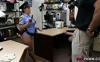 Fucking ms. testimony bureaucrat